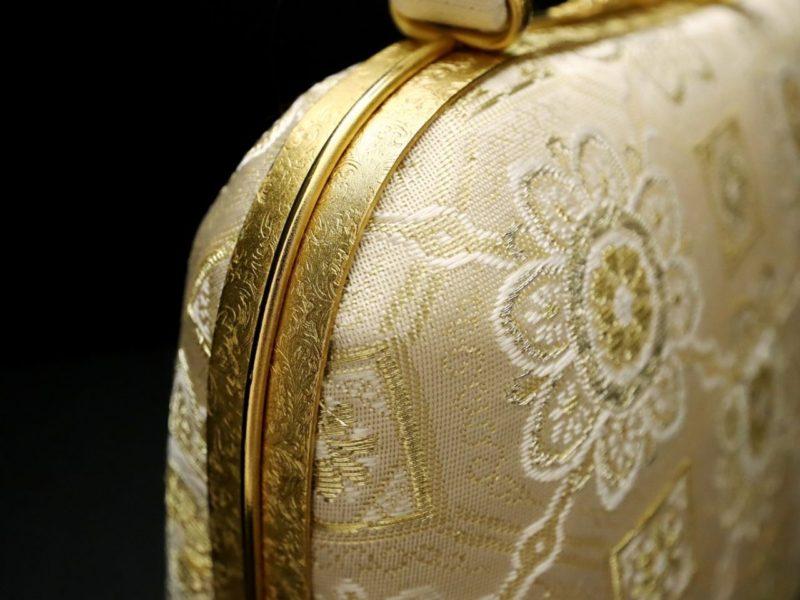礼装用正絹和装バッグ草履セット2020|格調高い蜀江華文様