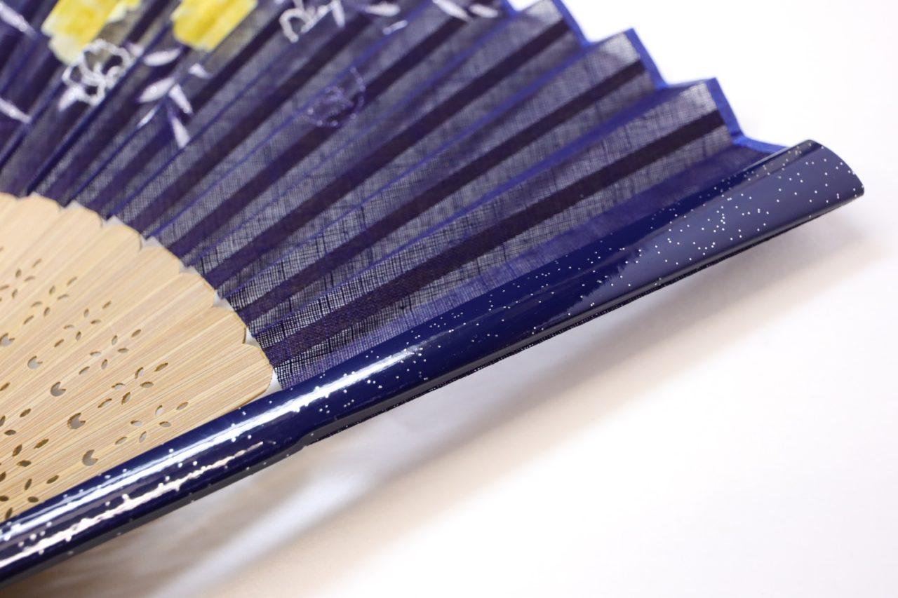 扇子セット2021・婦人用布扇子4種|母の日ギフト、各種贈答品におすすめな扇子セット。