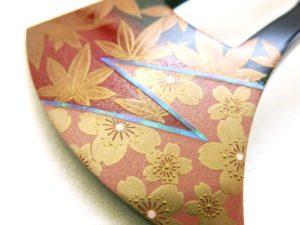 銀座百点2月号(2021・No.795号)|「春小物いろいろ」に桜をあしらったべっ甲かんざし