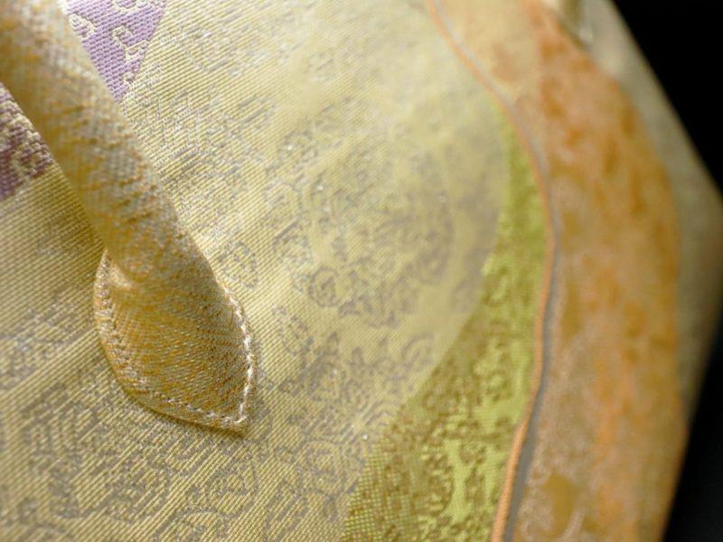 準礼装用和装バッグ2020・4種|利休バッグ八寸/九寸|道長文様