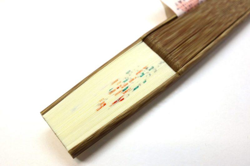 婦人用扇子2020・6種|手描き京扇子六寸五分
