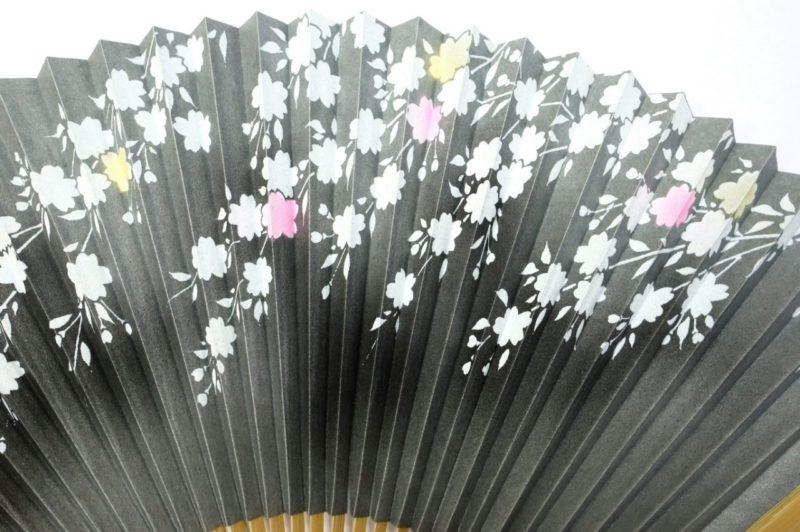 紳士用扇子2020・6種|お求めやすい価格帯の京扇子|父の日ギフトにもお勧め。