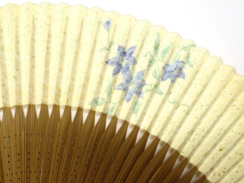 婦人用扇子2020・6種|花の日ギフト、海外ギフトにもおすすめ|京扇子